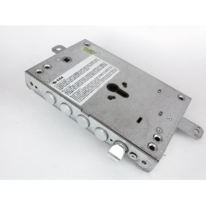 CISA  LOCK 60MM WITH LATCH BELOW BOLTS