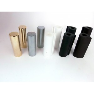 COVERS FOR SAFETY DOOR HINGES